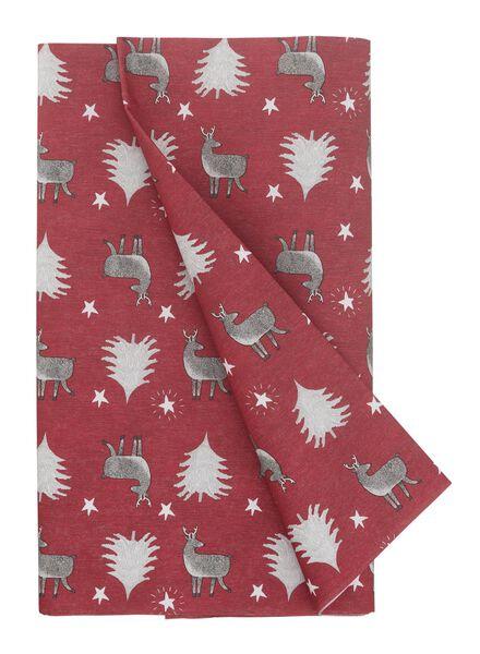 tablecloth 138 x 220 cm - 25632263 - hema