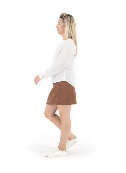 Damen-Shirt eierschalenfarben eierschalenfarben - 1000014863 - HEMA