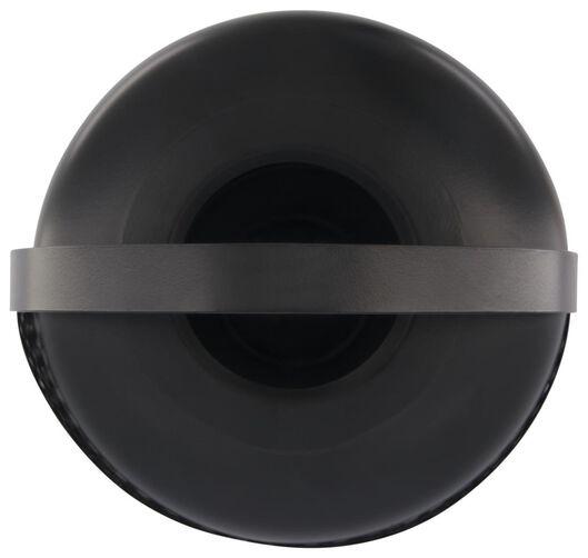 photophore Ø20x38 métal noir - 41820419 - HEMA