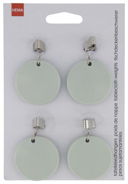 4er-Pack Tischtuchgewichte - 41820331 - HEMA