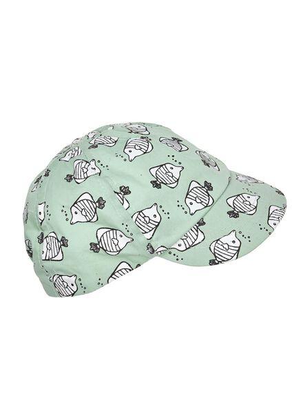 HEMA Baby Mütze Hellgrün