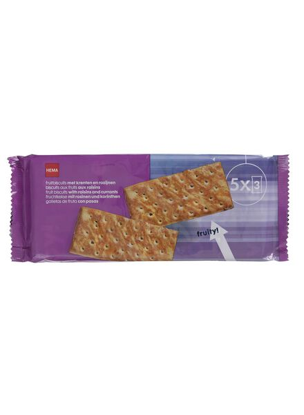 15-pack fruit biscuits - 10840040 - hema
