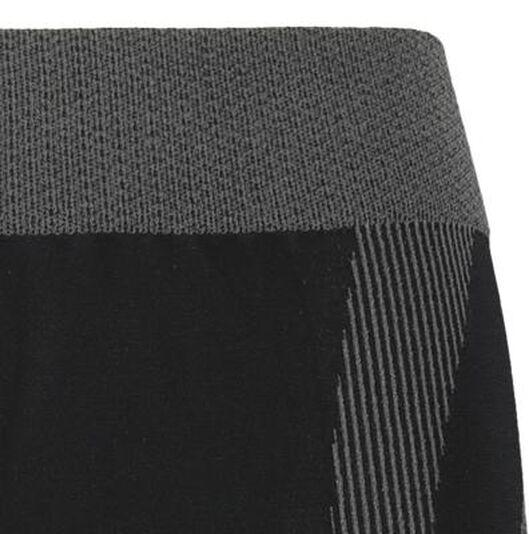 children's thermal trousers black black - 1000017089 - hema
