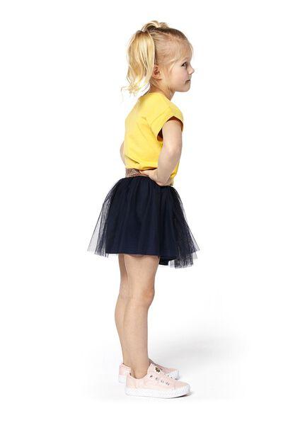 children's T-shirt unicorn yellow yellow - 1000017762 - hema