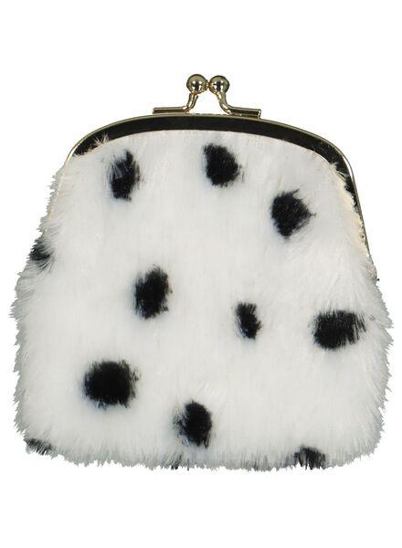 purse - 11x11 - imitation fur - 60500542 - hema