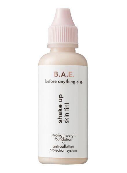 B.A.E. shake up foundation 01 natural tan - 17720061 - hema
