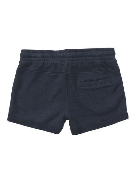 children's sweat shorts dark blue dark blue - 1000005672 - hema