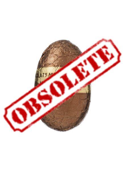 Ostereier, Vollmilchschokolade, sortiert, 190 g - 10091031 - HEMA