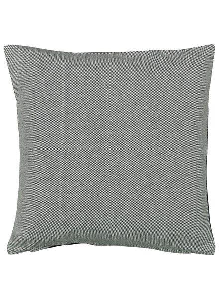 cushion cover - 50 x 50 - black - 7392013 - hema