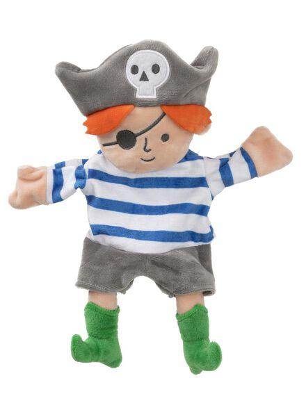 hand puppet pirate - 15150086 - hema