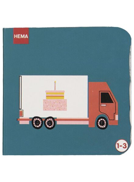 Bilderbuch Fahrzeuge - 15190248 - HEMA