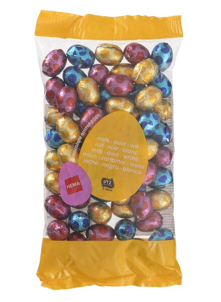chocolate eggs, various - 10094002 - hema