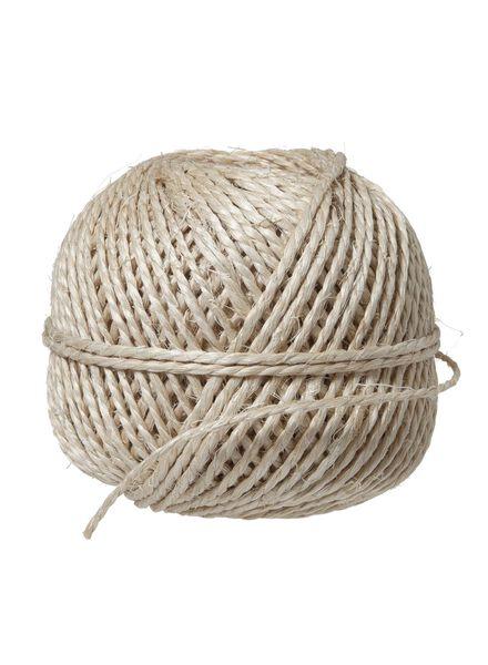 corde en sisal - 81034003 - HEMA