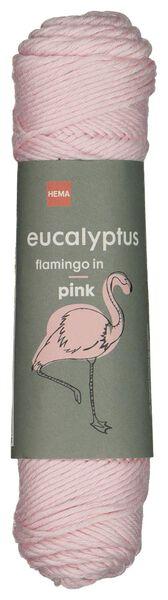 Garn, Eukalyptus, 83 m, rosa rosa Eucalyptus - 1400209 - HEMA