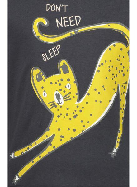 children's pyjamas anthracite anthracite - 1000014956 - hema