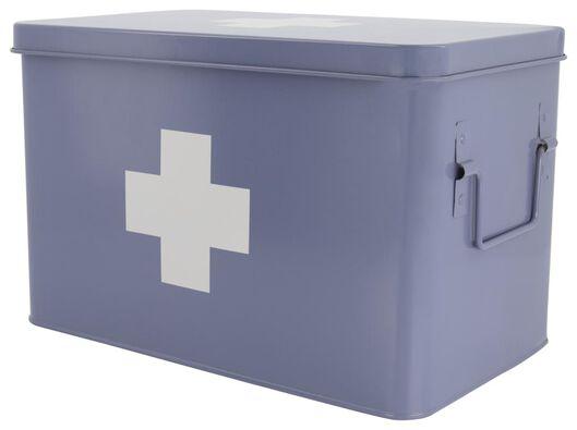 medicine box 18x32x20.5 - 80300149 - hema