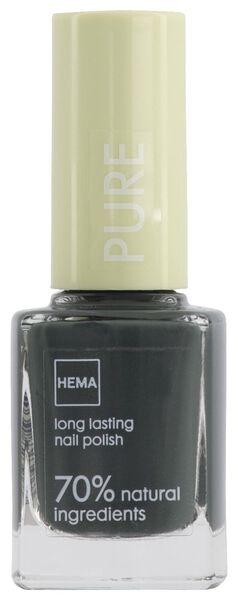 pure long-lasting nail polish 236 pine grove - 11240236 - hema