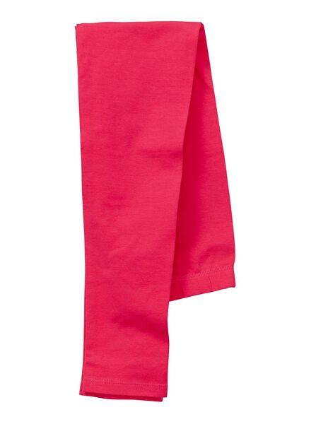 girls leggings pink pink - 1000006281 - hema