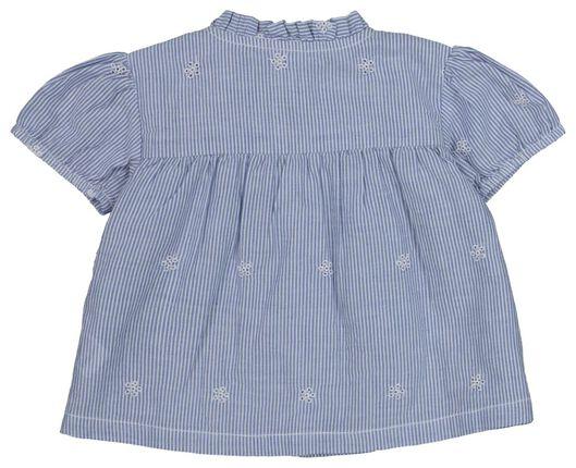 Baby-Tunika blau blau - 1000019277 - HEMA