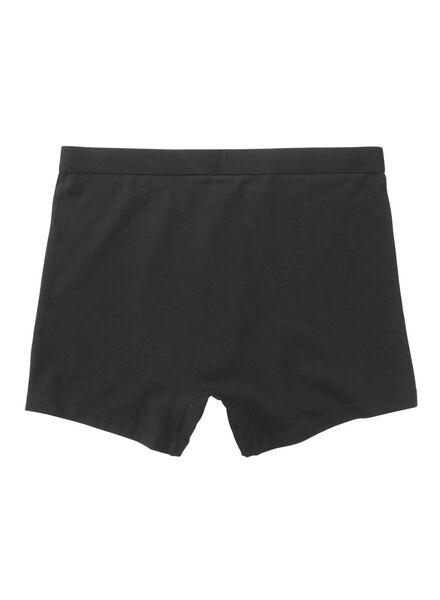3-pak herenboxers grijsmelange grijsmelange - 1000012203 - HEMA