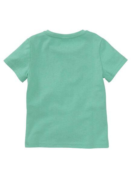 children's T-shirt green green - 1000007284 - hema