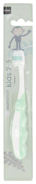 brosse à dents enfant soft 2-5 ans - 11141030 - HEMA