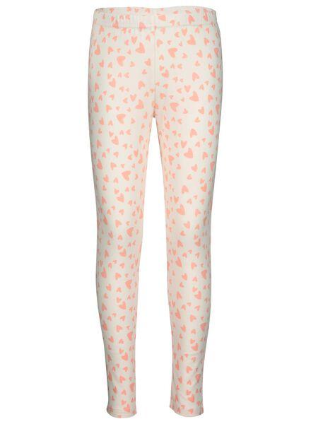 pyjama enfant pingouin rose pâle rose pâle - 1000016779 - HEMA