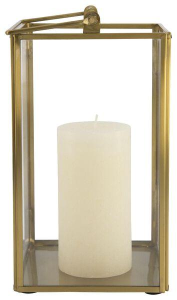Windlicht, 24 x 13 x 13.5 cm, Glas - 25105243 - HEMA