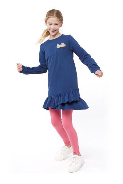 children's leggings pink pink - 1000017602 - hema
