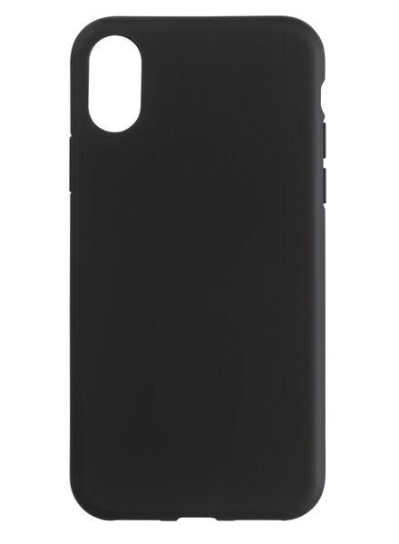 coque souple iPhone X - 39630012 - HEMA