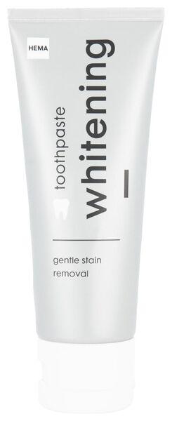 dentifrice blanchissant 75 ml - 11130024 - HEMA