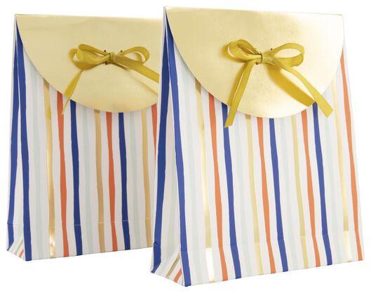 Image of HEMA 2 Gift Bag Envelopes - 21x18x5 Cm
