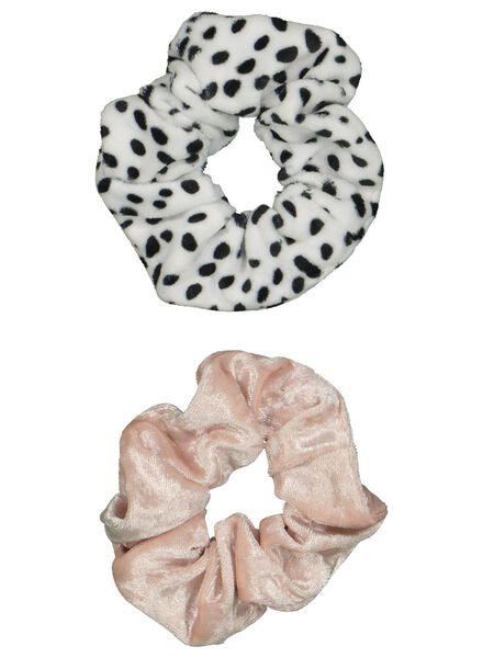 2 scrunchies - 60500544 - hema