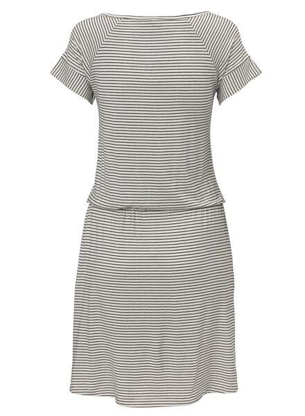 women's dress off-white off-white - 1000007757 - hema