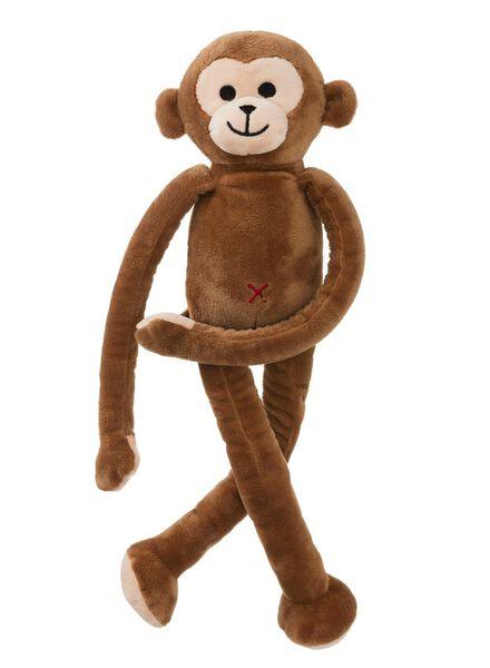 cuddly toy monkey - 15150123 - hema