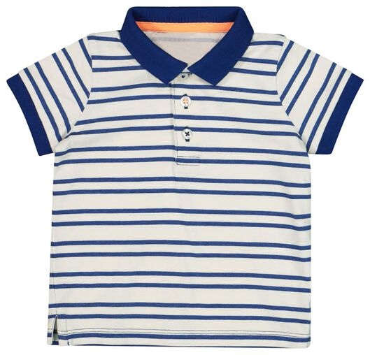 baby polo shirt off-white off-white - 1000019800 - hema