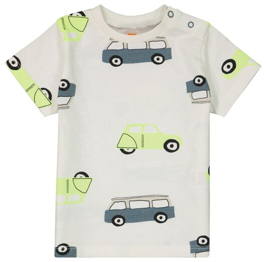 Baby-T-Shirt, Busse eierschalenfarben eierschalenfarben - 1000024079 - HEMA