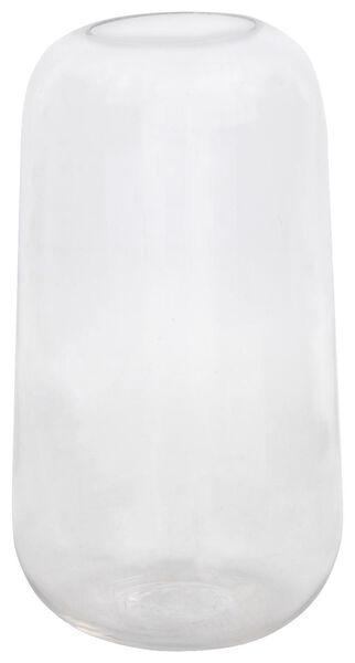 vase Ø7,5x15 glass - 13311060 - hema