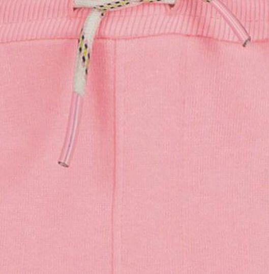 children's sweatpants pink pink - 1000017592 - hema
