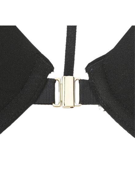 padded bra B-D black black - 1000007292 - hema