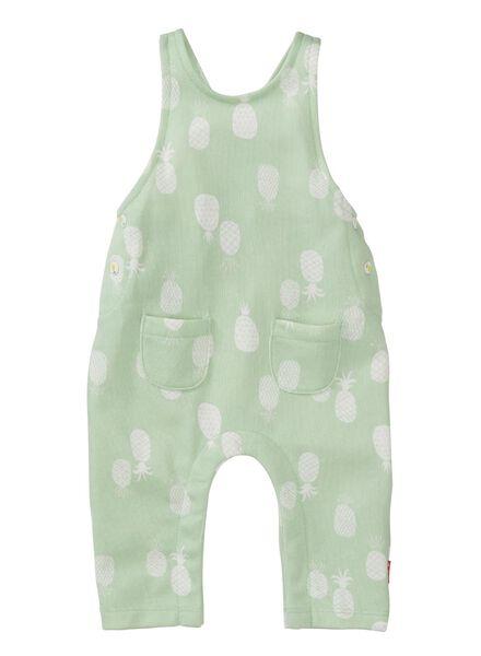 HEMA Baby Jumpsuit Mintgrün