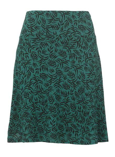 women's skirt green green - 1000006696 - hema