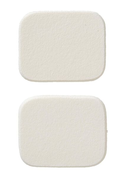 2-pack compact-foundation sponges - 11200034 - hema