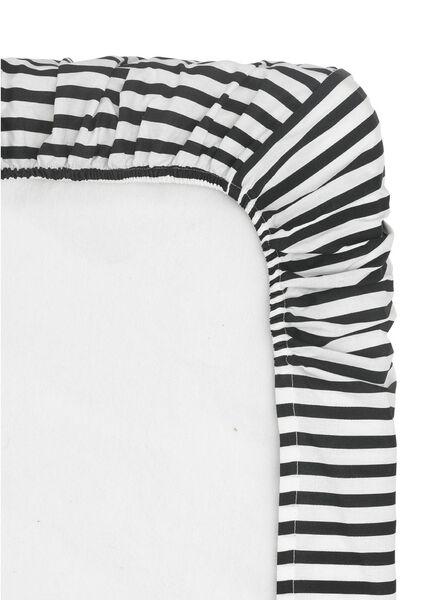 Spannbettlaken, weiche Baumwolle, 70 x 150 cm - 5100176 - HEMA
