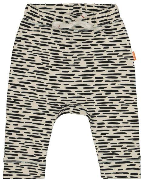 pantalon nouveau-né blanc blanc - 1000017647 - HEMA