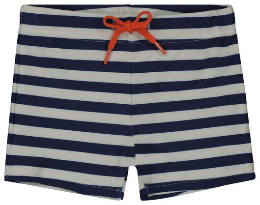 baby swimming trunks blue blue - 1000018574 - hema