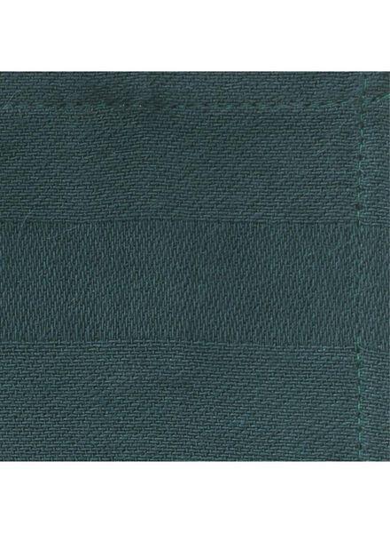 tea towel 65 x 65 cm theedoek green - 5410036 - hema