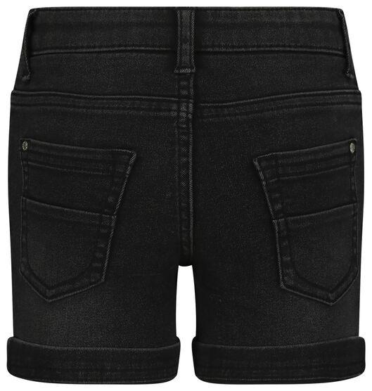 Kinder-Shorts schwarz schwarz - 1000018511 - HEMA
