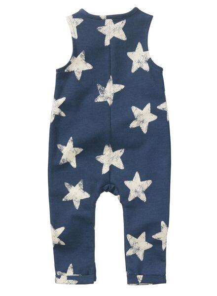 Baby-Jumpsuit blau blau - 1000011969 - HEMA