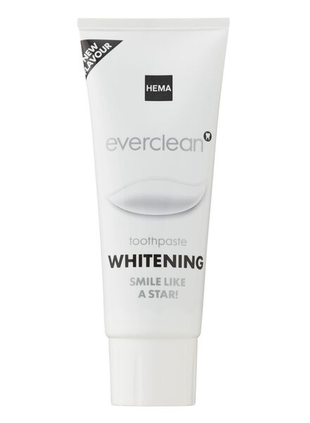 dentifrice everclean whitening - 11130004 - HEMA